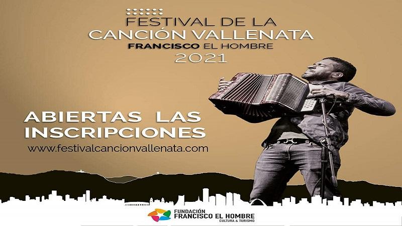En octubre el Festival de la Canción inédita Francisco El Hombre de Bogotá