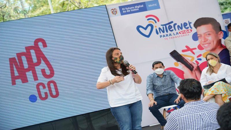 Ministra TIC y presidente de Tigo inaugurarán zona digital en el Gran Malecón del Río en Barranquilla