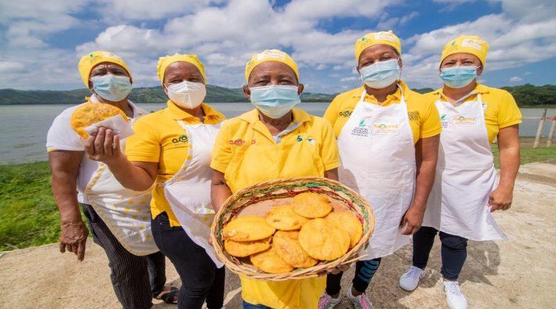 Se prenden los fogones de la arepa de huevo en la ruta gastronómica de Sazón Atlántico