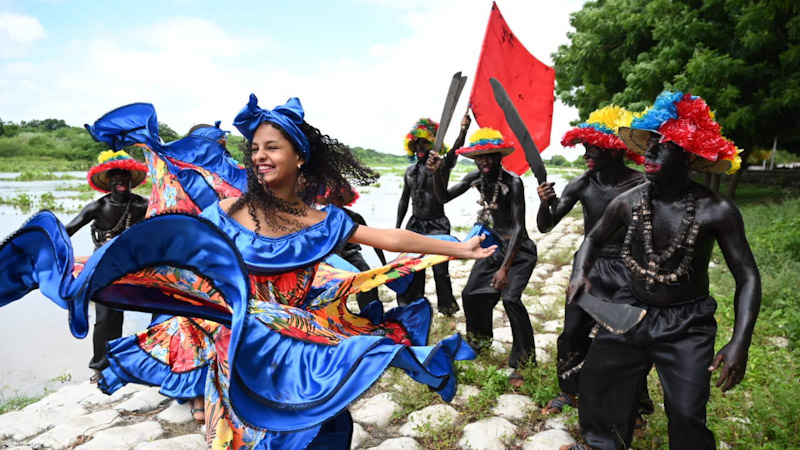 Este fin de semana ,Festival «Son de Negro» en Santa Lucia.