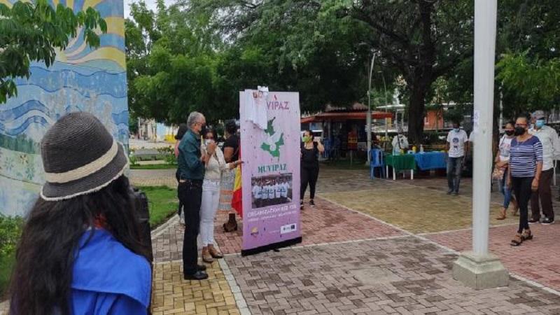 Emotiva conmemoración de familiares de desaparecidos en Barranquilla