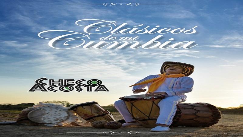 Checo Acosta en homenaje a  su majestad la Cumbia
