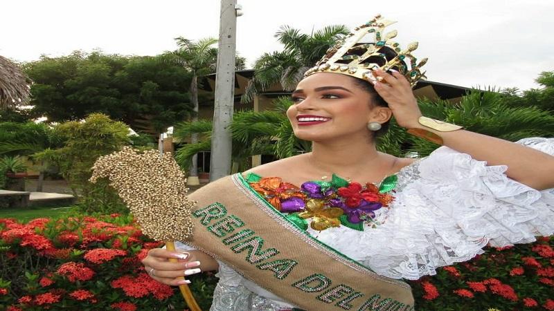 De Soledad Atlántico;  la nueva Reina del Festival del Millo 2021 de Juan de Acosta